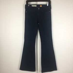 Pilcro And The Letterpress Stet Slim Bootcut Jeans
